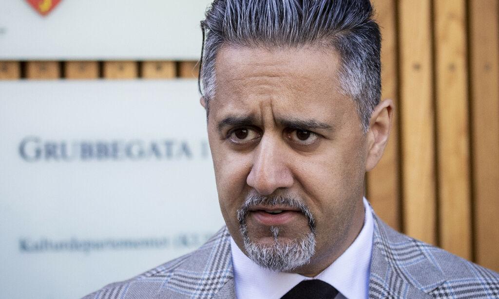 image: Raja vurderer å droppe lederkampen i Venstre