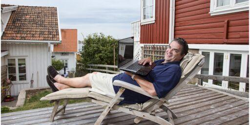image: Frisk i Sverige - medisinert i Norge