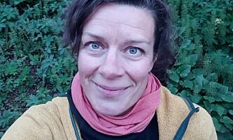 FRILUFTSRÅDGIVER: Margrethe Rabås tror det trengs en holdningsendring for å få bukt med problemet. Foto: Privat