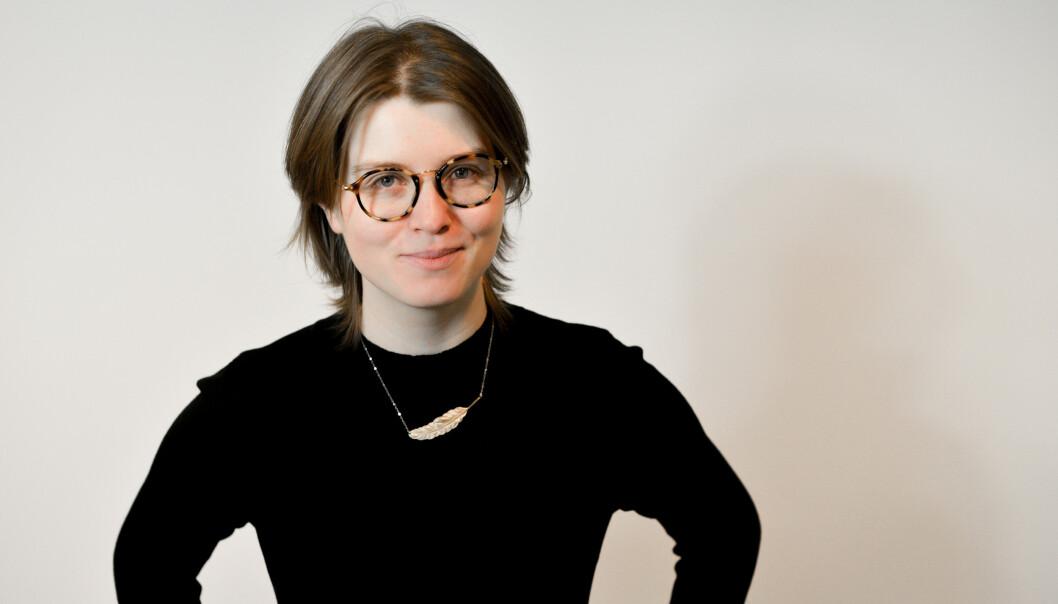 KJENN DEG SELV: - Jeg har en rekke dårlige sider som arbeidstaker og som sjef, som også kan være en styrke, sier Ida. Foto: Ina Strøm