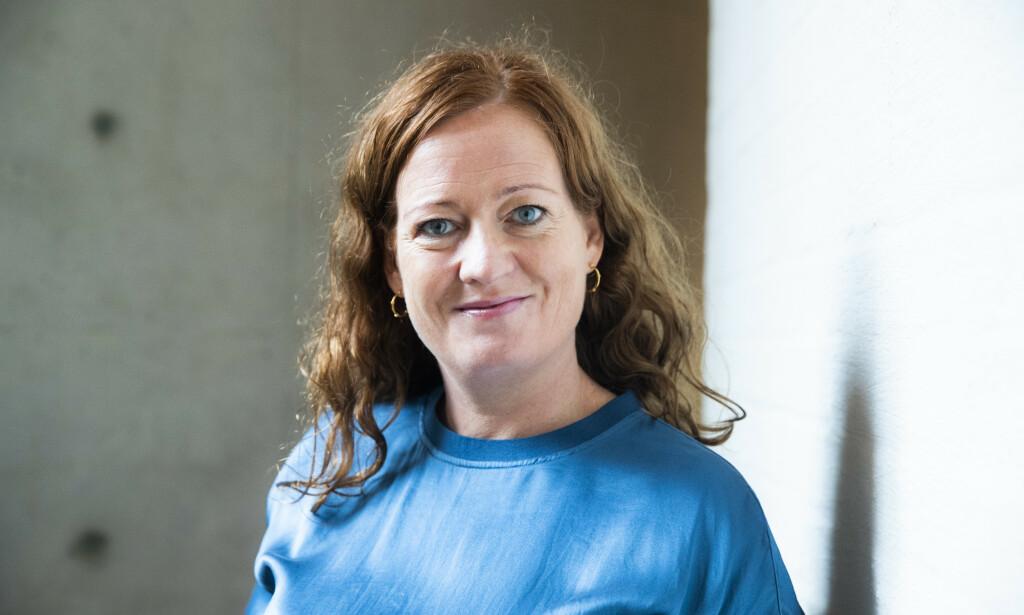 HEIDI LINDE: Produktiv norsk forfatter, nå med samlivs/skilsmisseroman med utgangspunkt i to kvinners begredelige forhold. Foto: NTB Scanpix