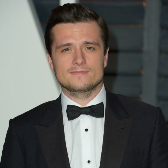 FORELSKET: Skuespiller Josh Hutcherson på Oscars i 2015. To år tidligere røpet han sine følelser for Emma Watson. FOTO: NTBScanpix