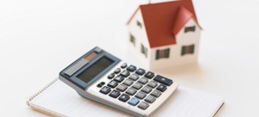 Her betaler du mest og minst i boligskatt
