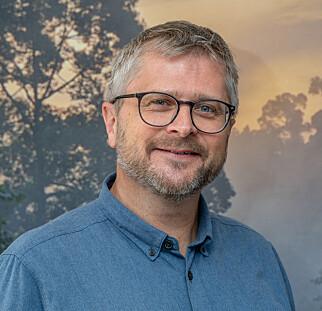 Øyvind Eggen, Generalsekretær i Regnskogfondet. Foto: Regnskogfondet