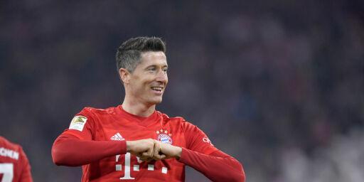 image: Bayern seriemester for 30. gang
