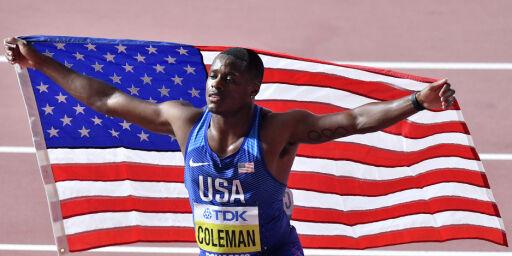 image: Verdensmester raser etter doping-brudd
