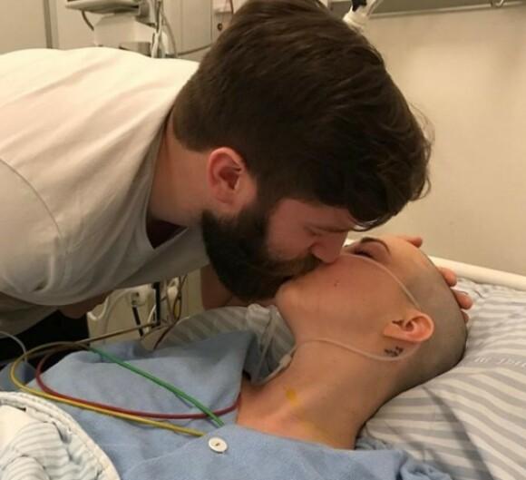 SYK: I desember 2018 skjønte danske Anne Smidt at noe var galt. Ett år senere fikk hun beskjed om at hun hadde uhelbredelig kreft. FOTO: Privat