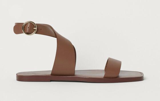 Sandaler (kr 400, H&M).