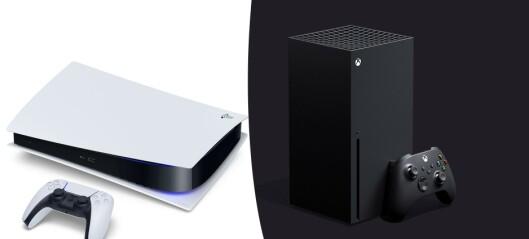 Dette vet vi om PlayStation 5 og Xbox Series X