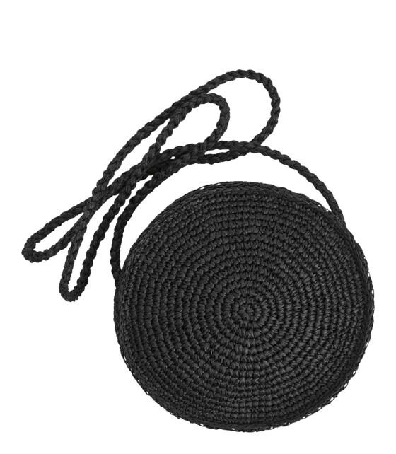 Rund veske (kr 450, Arket).