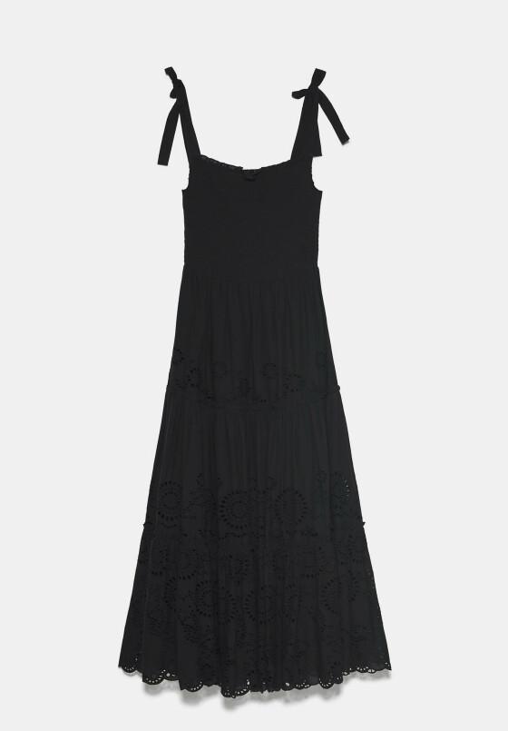 Kjole (kr 600, Zara).
