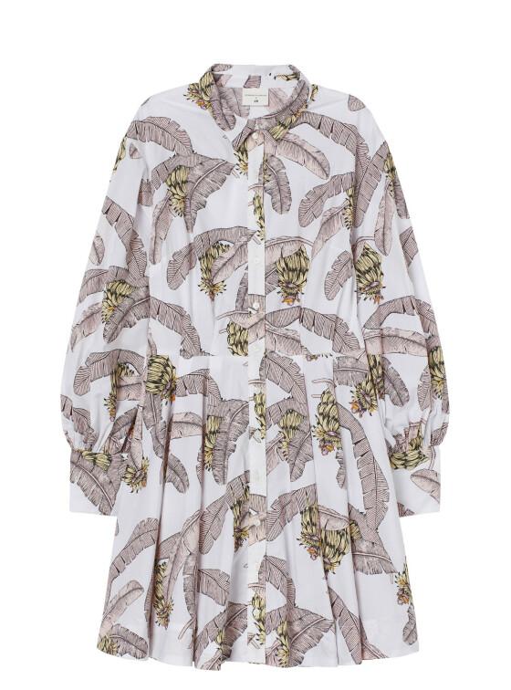 Skjortekjole (kr 350, H&M).