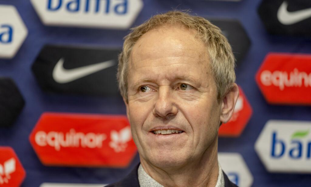 BLIR DISKUTERT: Generalsekretær i Norges Fotballforbund Pål Bjerketvedt Foto: Hans Arne Vedlog / Dagbladet