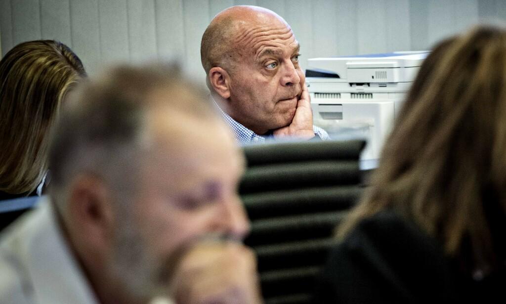 FÅR DOMMEN: Gjermund Cappelen får også sin endelige dom fredag. Foto: Nina Hansen / Dagbladet