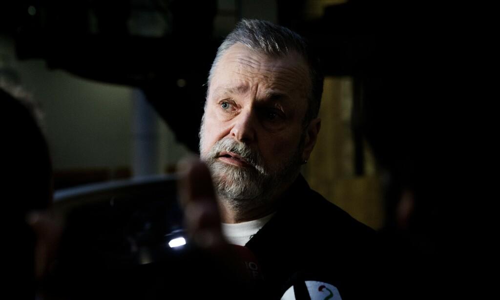 TILTALT: Eirik Jensen nekter straffskyld. Foto: Henning Lillegård / Dagbladet