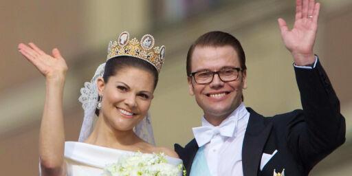image: Victoria og Daniels harde kamp for kjærligheten