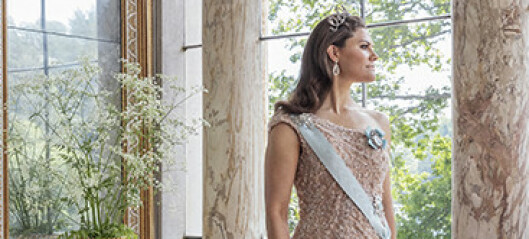 Kronprinsessens frisyre vekker nok en gang oppsikt