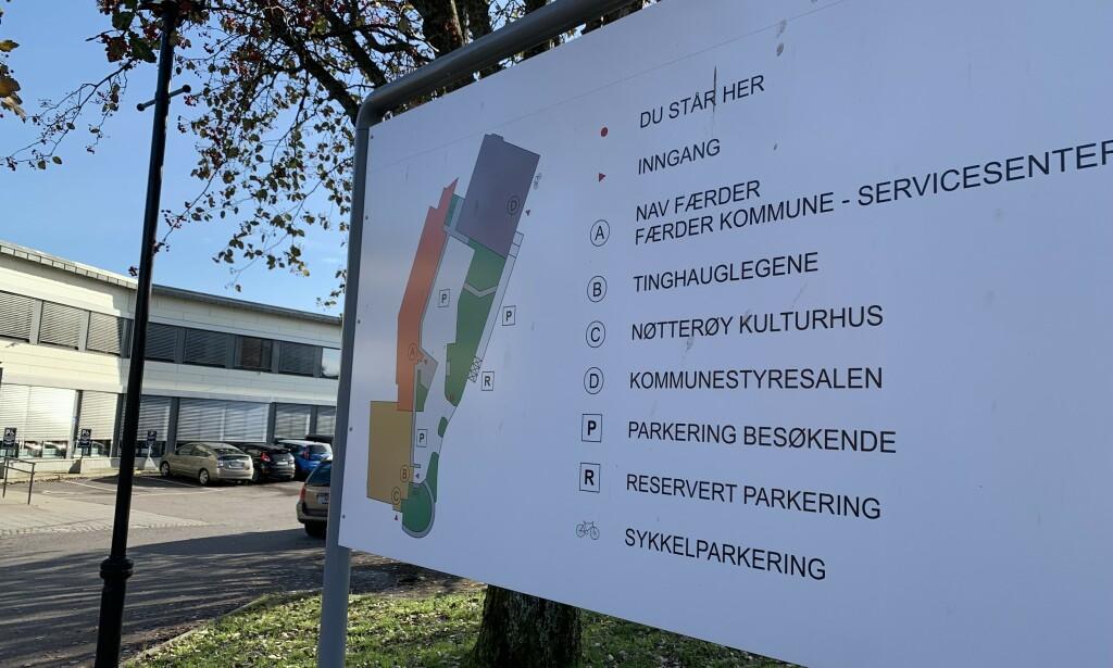 - FORFERDELIG TRAGISK OG TRIST: Kommunedirektør Toril Eeg i Færder kommune beskriver Alf Johan-saken som saken som aldri skulle skjedd. Foto: Øystein Andersen / Dagbladet.