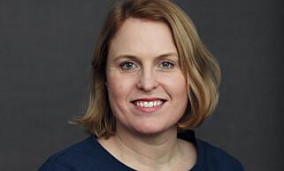 REAGERER: Kristine Meek direktør for kommunikasjon, rådgiving og analyse i Medietilsynet