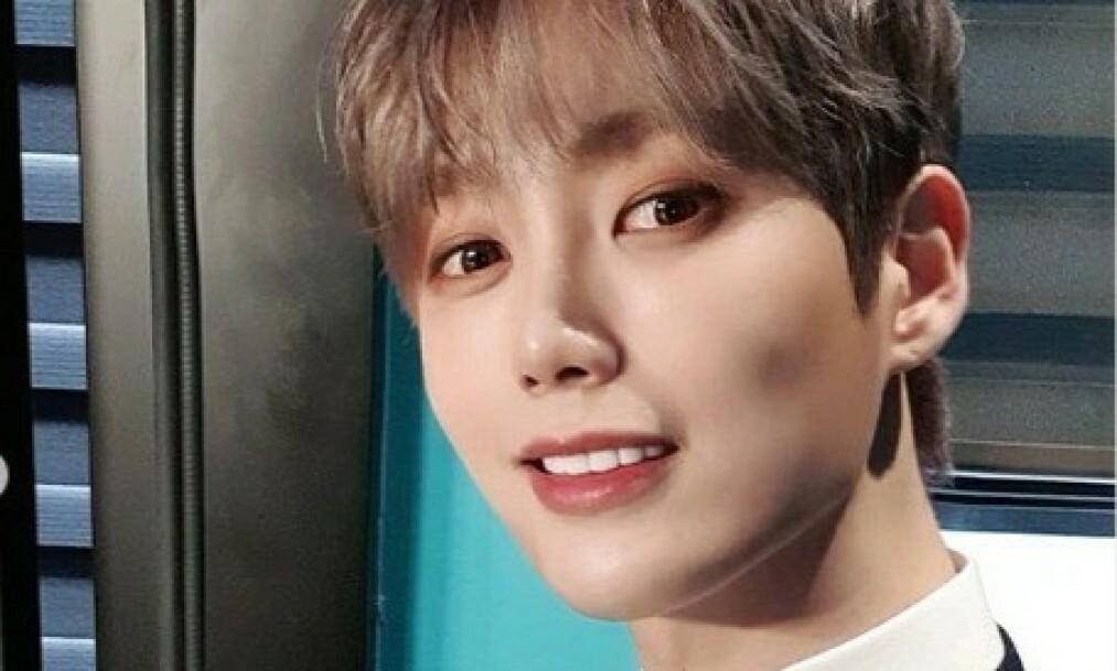 DØD: Den koreanske popstjernen Kim Jeong-Hwan, bedre kjent som Yohan, er død. Foto: Skjermdump fra Instagram