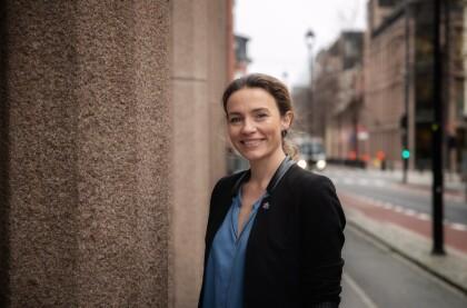 BEKYMRET: Generalsekretær Ingrid Stenstadvold Ross i Kreftforeningen. Foto: Jorunn Valle Nilsen
