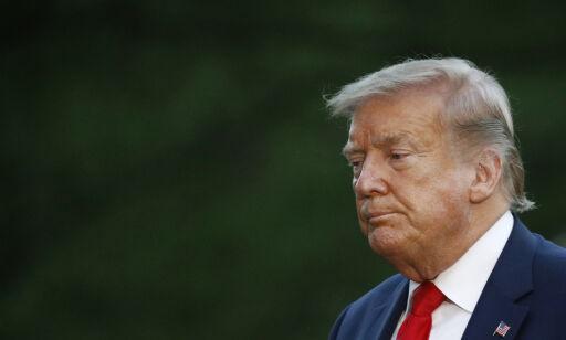 image: Facebook fjerner Trump-reklame