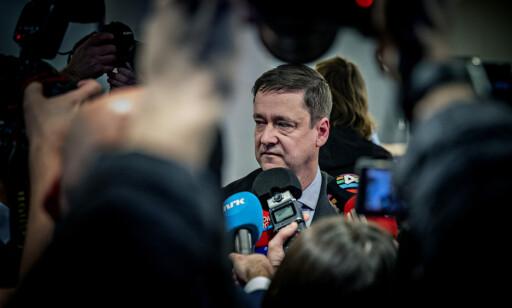 ADVOKAT: John Christian Elden har forsvart Eirik Jensen. Jensen har hele veien hevdet sin uskyld.