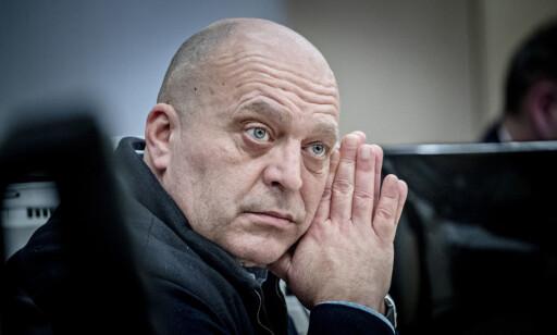 I FENGSEL: Gjermund Cappelen har allerede sittet i varetekt siden desember 2013, og har få år igjen av soningstida. Han ble i dag dømt til 13 års fengsel.