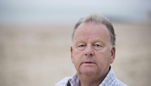 OVERRASKET: Tidligere polititopp og leder for voldsavsnittet i Oslo, Finn Abrahamsen. Foto: Henning Lillegrd / Dagbladet.