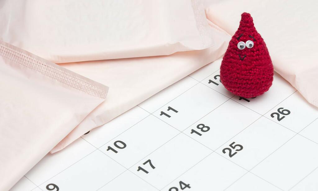 SPOTTING: Blødning mellom normale menstruasjoner kan ha flere ulike årsaker. Foto: NTB Scanpix/Shutterstock