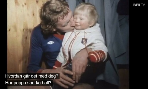 Foto: Skjermdump NRK/Monday