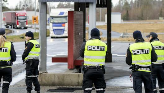 Landshøvding trygler Norge