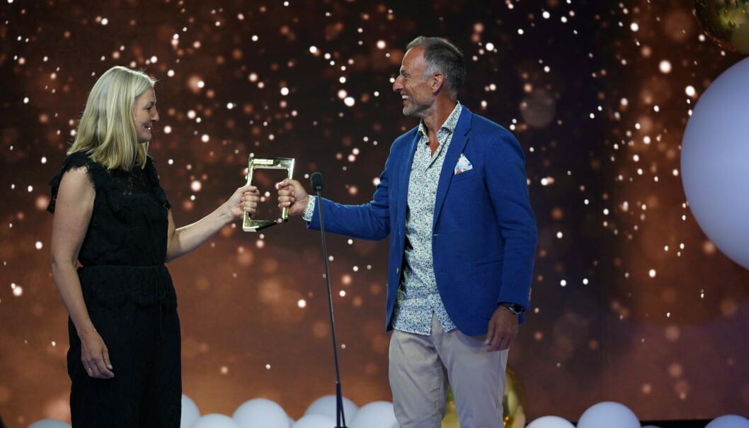 FAVORITT: «71 grader nord, Norges tøffeste kjendis» gikk av med seieren for beste konkurransedrevne reality. Foto: NTB Scanpix