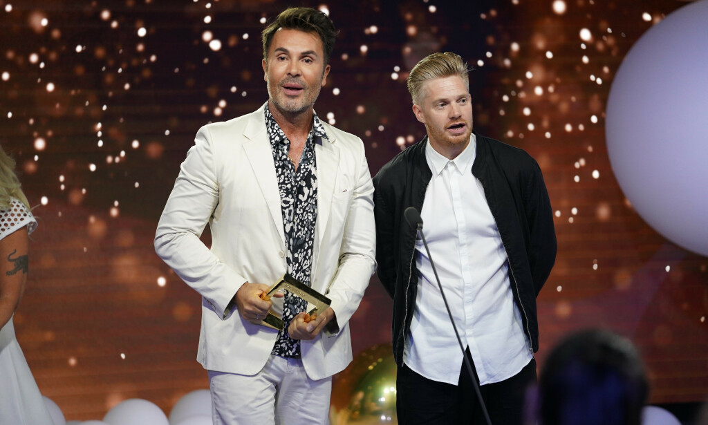 REALITY: Jan Thomas sitt program «Jan Thomas søker drømmeprinsen» vant Gullruten. Foto: NTB Scanpix