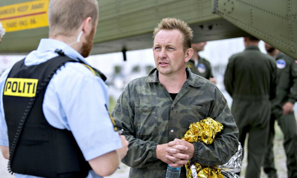 NY DRAPSSAK: Peter Madsen ble dømt til livstid i fengsel for drapet på den svenske journalisten Kim Wall. Nå kobles han til drapet på Emilie Meng (17). Foto: Bax Lindhardt / Scanpix Danmark.