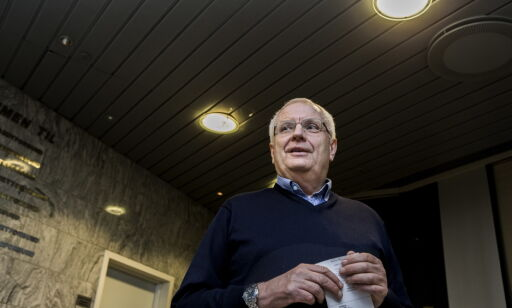 image: Svein Arne Hansen er død