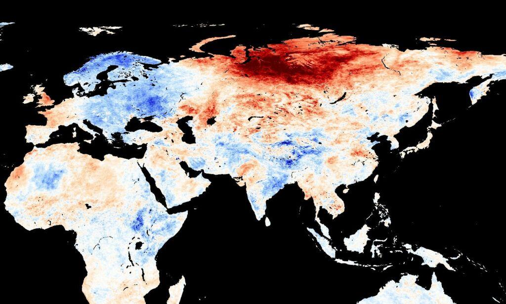 image: 38 grader i Sibir: - Alarmerende