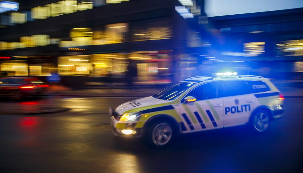 Politiet: – Folk tar igjen for de siste tre månedene