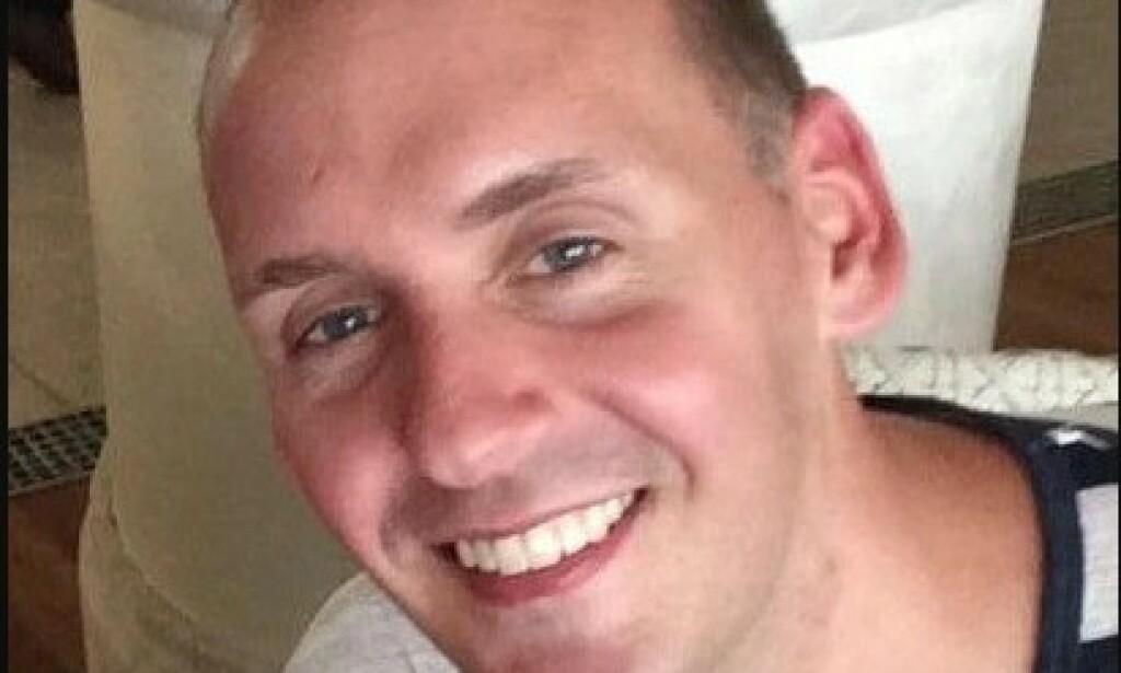 DREPT: Joe Ritchie-Bennett ble drept i et knivangrep lørdag kveld. Foto: Facebook