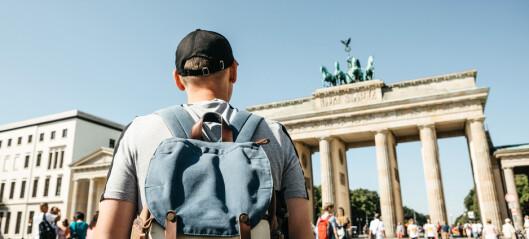 Tyskland-reise på eget ansvar