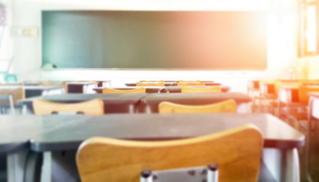 TRENGER Å BLI HØRT: Det er viktig at offentligheten får høre om hvordan lærerne opplever hverdagen sin, og måten de blir ledet på. Illustrasjonsfoto: Shutterstock / Scanpix.