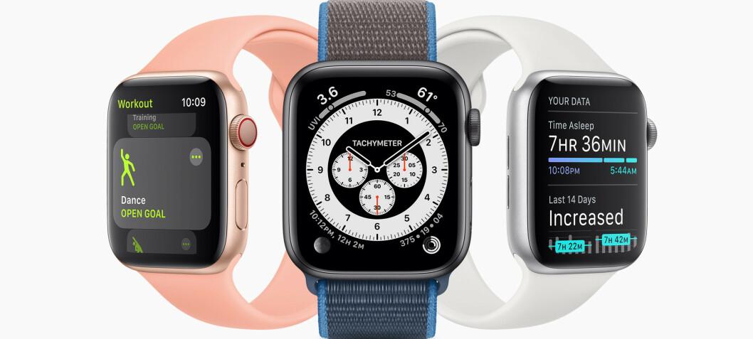 På tide, Apple