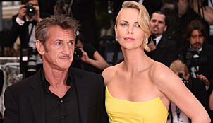 Mandatory Credit: Photo by David Fisher/REX (4771668bi) Charlize Theron and Sean Penn 'Mad Max: Fury Road' premiere, 68th Cannes Film Festival, France - 14 May 2015