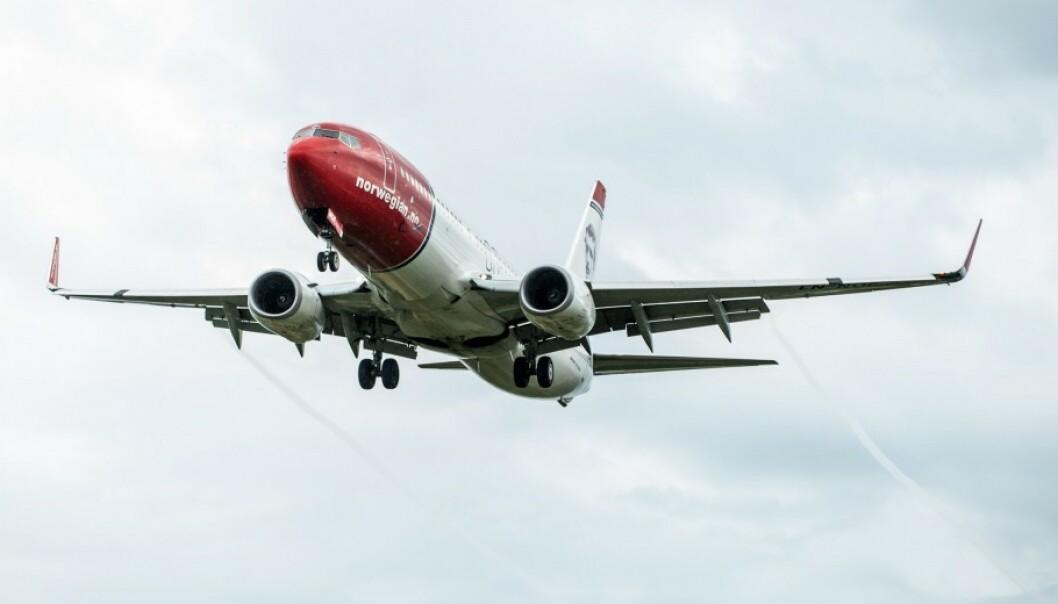 Norwegian-leverandør konkurs