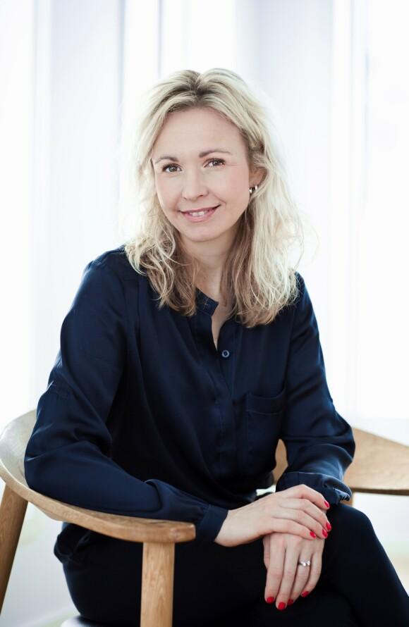 PSYKOLOG: Line Marie Warholm sier til KK at det ikke er noe nytt at de som er spesielt flinke til noe får oppmerksomhet. FOTO: Astrid Waller