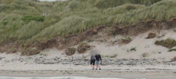 Strandsex vekker harme