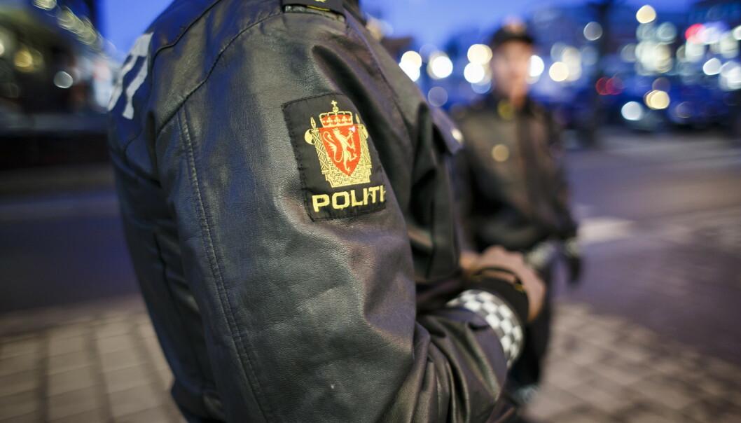 AGDER: Politiet i Agder melder om flere voldshendelser natt til torsdag. Foto: Heiko Junge / NTB scanpix