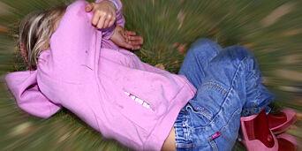 image: Barnevernstopper i full klinsj