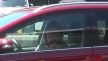Gradestokken viste 90 grader i bilen til Emilie: - Et voldsomt traume