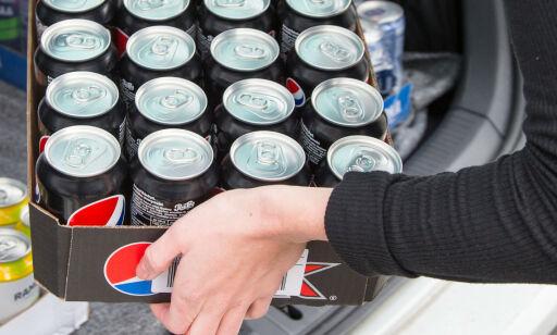 image: Pepsi Max-trøbbel